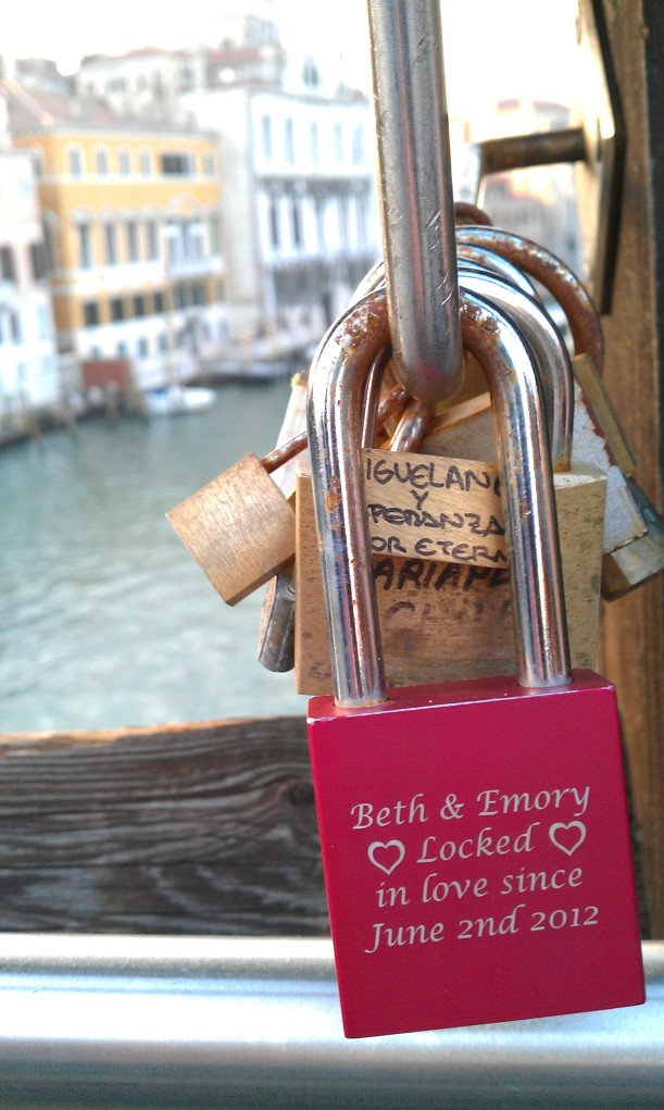 The Love Locks