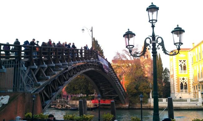 Accademia Bridge - Venice, Italy