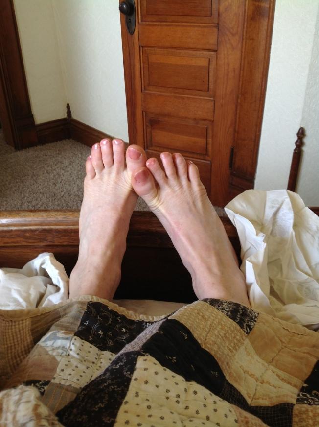 Feet Untucked