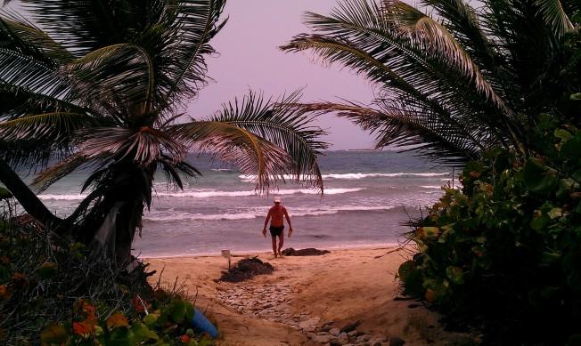 Nude Beach on Palomino Island, Puerto Rico