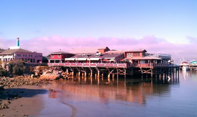Old Fisherman's Wharf - Monterey, CA