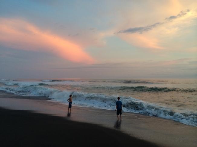 Hermosa Beach, Costa Rica