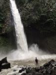 Rio Fortuna Waterfall