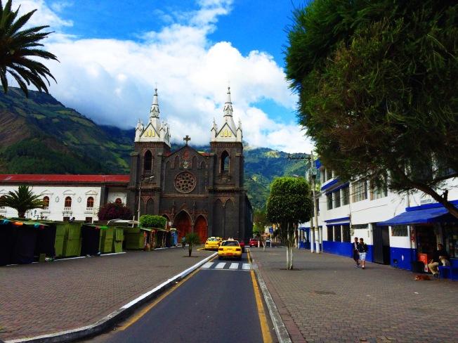 Banos, Ecuador,