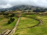 Ingaperca Inca Ruins