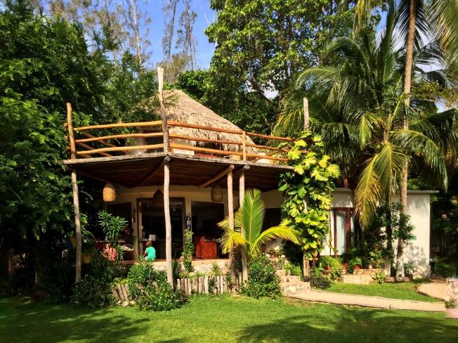 Bacalar, Mexico Casa Caracol