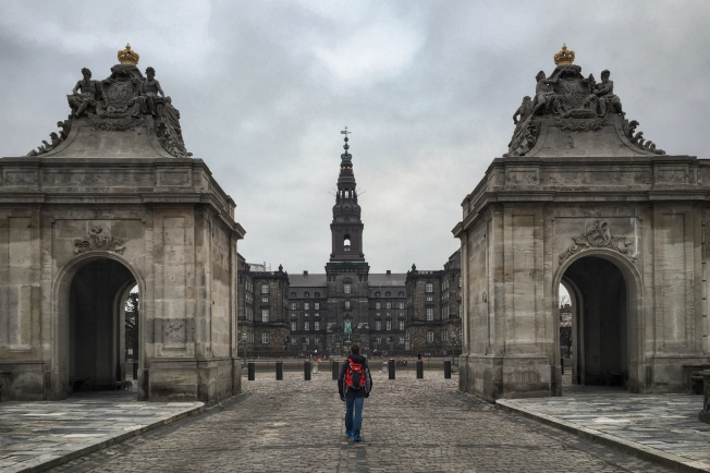 Marble Bridge & Christianborg Palace