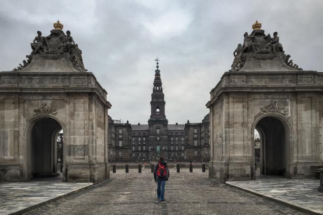 Marble Bridge & Christianborg Palace