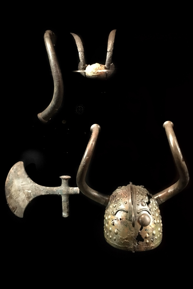 Viking Exhibit, National Art Museum
