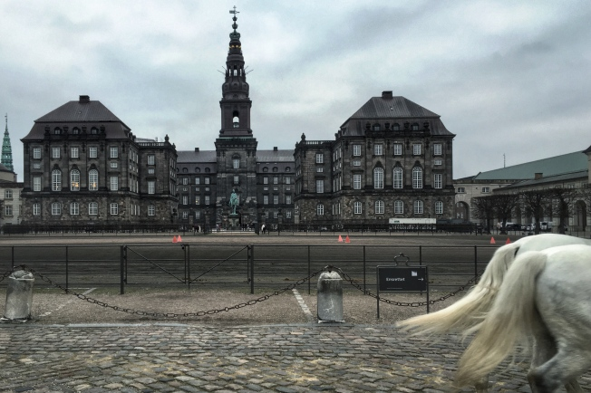 Christianborg Palace Grounds